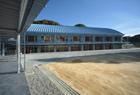 浜松市光が丘中学校体育館