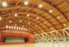 日田高校新体育館